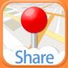 カンタンマップ Share for iPhone