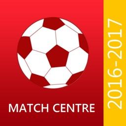 Spanish Football 2016-2017 - Match Centre
