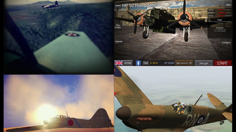 WW2: Wings of Duty - Combat Flight Simulator