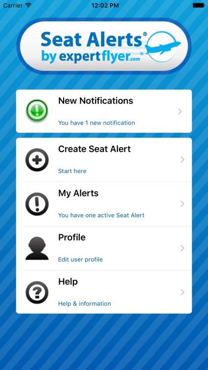 Seat Alerts