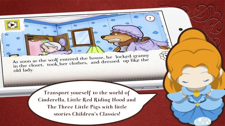 Classic Fairytales for Kids v1- Audiobook screenshot-3