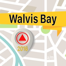 Walvis Bay Offline Map Navigator and Guide