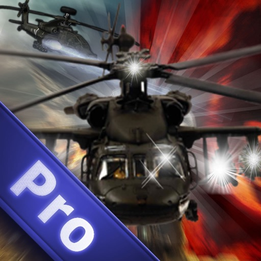 Awesome Helicopter Race 3 Pro - Copter Simulator Game icon
