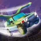 Flying SUV Driver Simulator 3D Full - Try to drive or fly SUV in our futuristic car simulator! icon