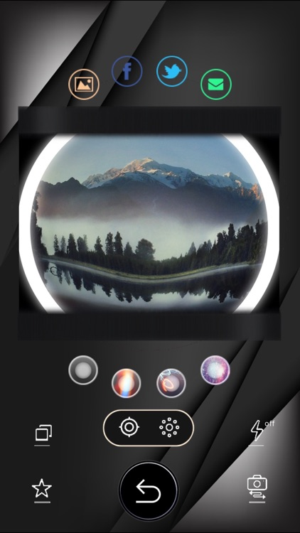 Fisheye Camera PRO - ultra wide-angle lens and lighting filters screenshot-4