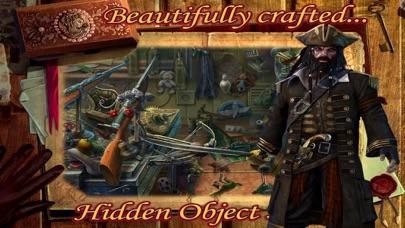 Hidden Object Pirate Odyssey Dangerous Adventures screenshot one