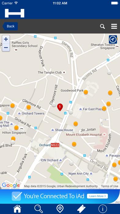 Chiang Mai Hoteles + Compara y Reserva de hotel para esta noche con el mapa y viajes turísticosCaptura de pantalla de5