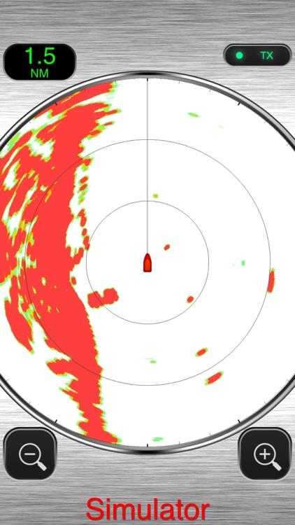 Marine Radar Simulator