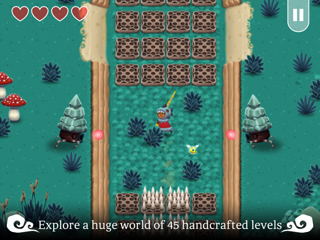 Legend of the Skyfish Screenshot