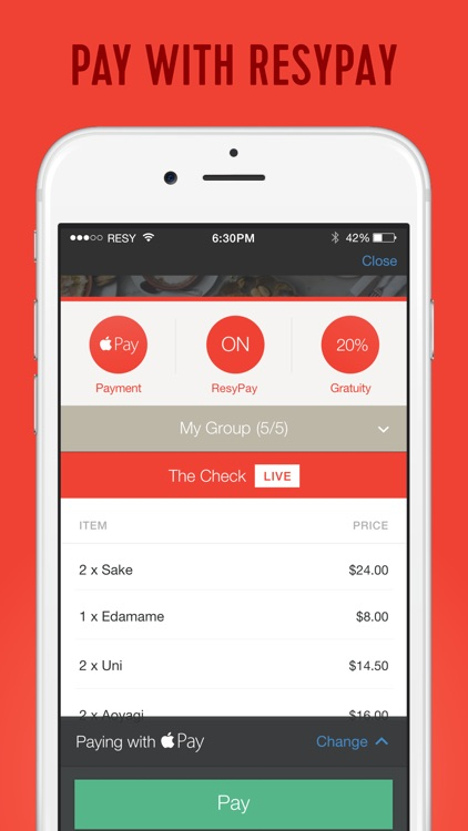 Resy - Restaurant Reservations Without the Hassle screenshot-4