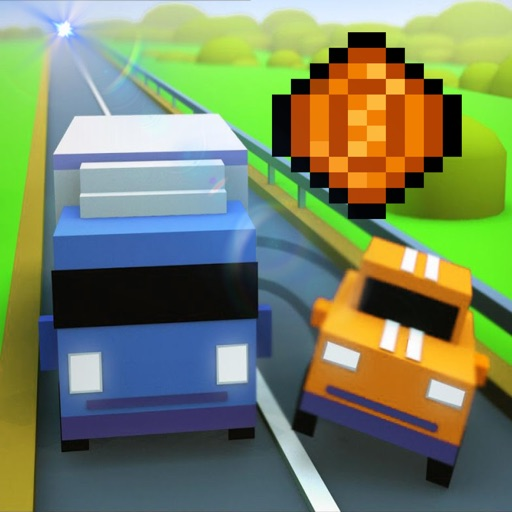 Practice driver - practice your arcade car skills icon