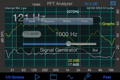 FFT screenshot 3