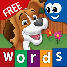 Activities of First Words for Kids and Toddlers Free: Preschool learning reading through letter recognition and sp...