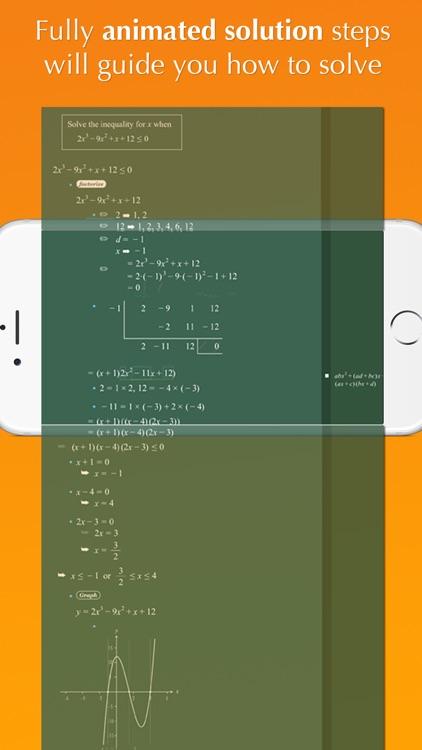 FX Calculus Problem Solver screenshot-3