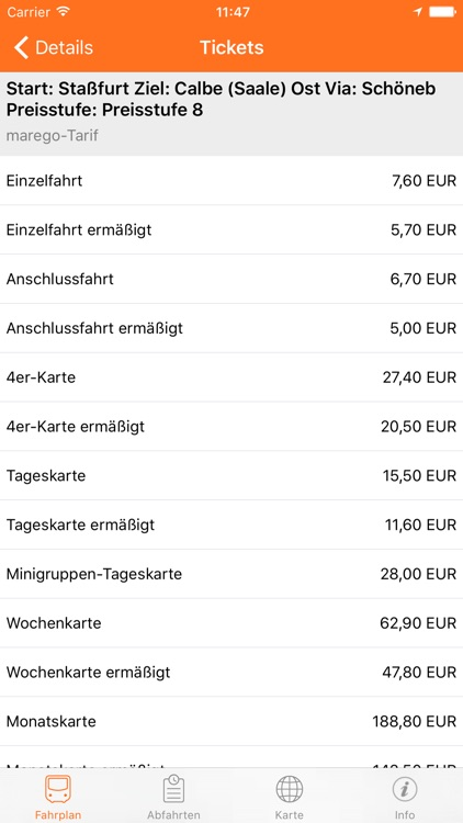 INSA for iPad screenshot-4