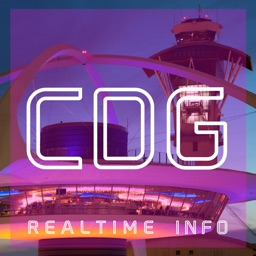 CDG AIRPORT - Realtime Info, Map, More - CHARLES DE GAULLE AIRPORT