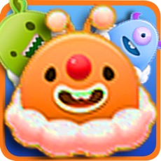 Activities of Funny Monster Egg Pop Game Free