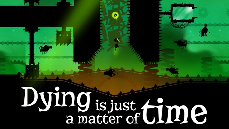 Green Game TimeSwapper screenshot-3