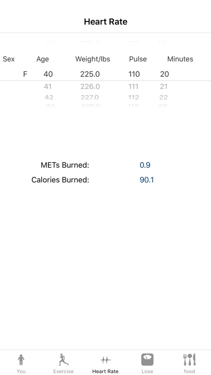 How Many Calories Calorie Calculator