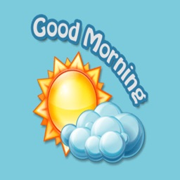 Good Morning Stickers Pack For iMessage