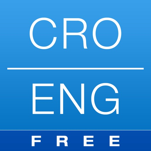 Free Croatian English Dictionary and Translator (Hrvatsko - engleski rječnik)