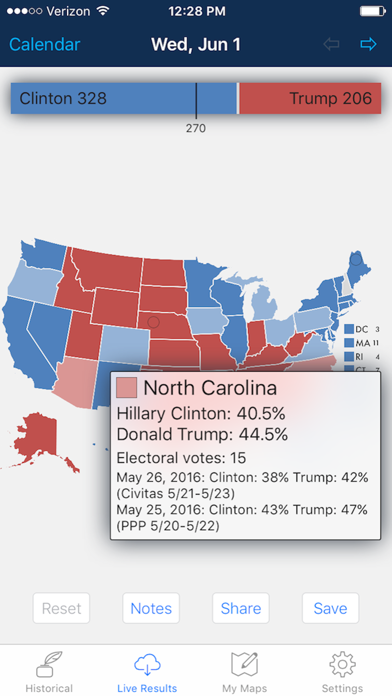 Presidential Election & Electoral College Maps by Cory ...