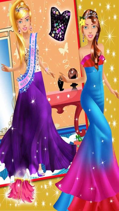 Beauty Queen Makeover Salon screenshot three