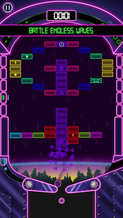 Pinball Breaker Forever screenshot-3
