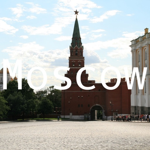 hiMoscow: Offline Map of Moscow