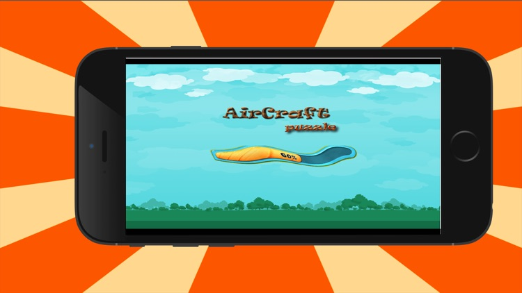 aircrafts jigsaw - Animated Jigsaw Puzzles for Kids with aircraft Cartoons! screenshot-4
