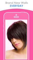 Free Hairstyle Try Best Woman HairCut Ideas On The App Store - Best hairstyle app ipad