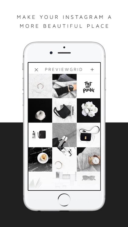 Previewgrid - Visual Planner for Instagram screenshot-4