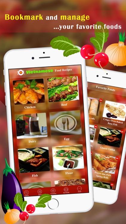 Vietnamese Food Recipes screenshot-3