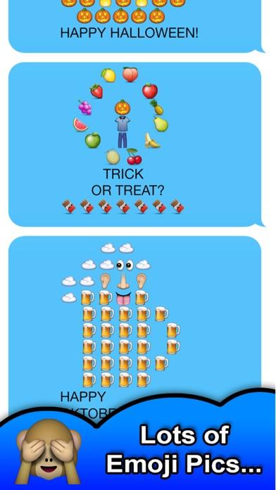 Sms Smileys Emoji Sticker Pro review screenshots