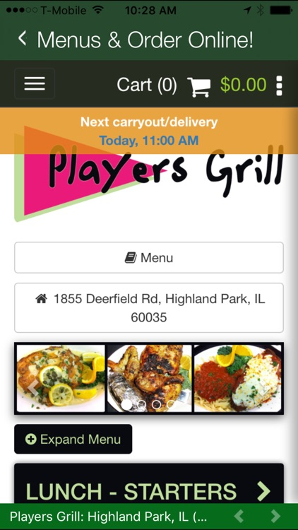 Players Grill
