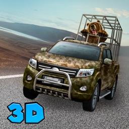 Animals Police Transporter Simulator 3D Full