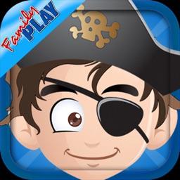 Pirates All in One Preschool Games