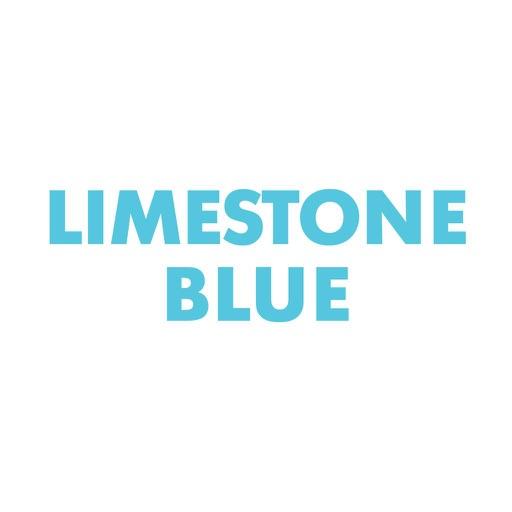 Limestone Blue