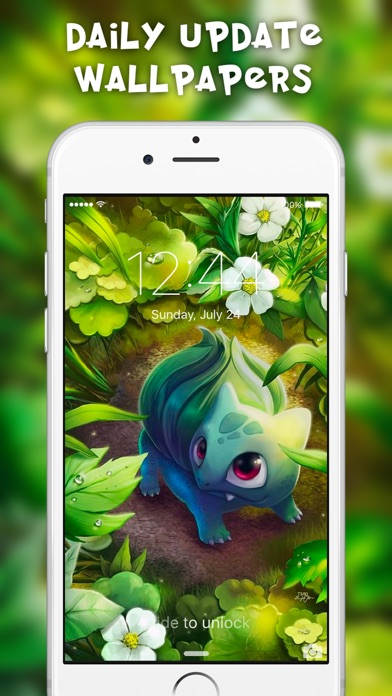 Poke Wallpapers - Free Backgrounds for Pokemon GO