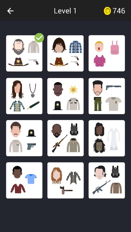 Guess The Characters for TWD Fans