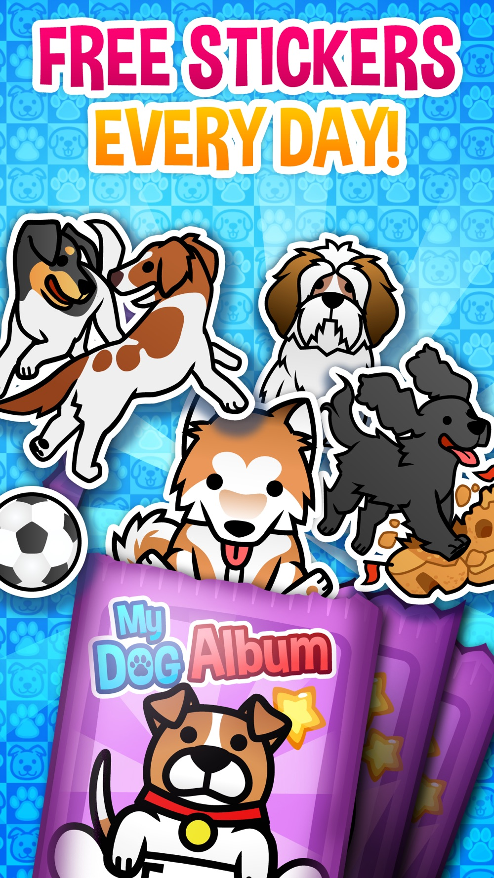 My Dog Album - Pet Sticker Book Game hack tool