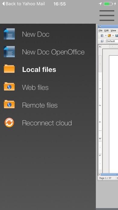 Herunterladen XOfficeWord Office-suite Open Office Word Fernbedi für Pc