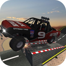 4x4 Offroad Truck Parking Sim