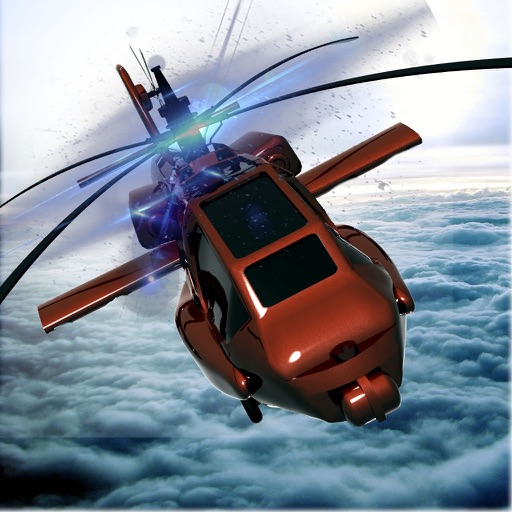Adrenaline Chaos Addictive HD - Combat Flight Simulator