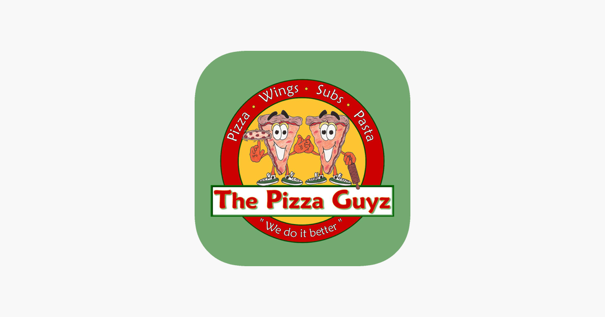 The Pizza Guyz On The App Store