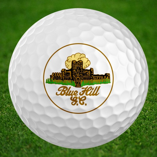 Blue Hill Golf Course icon