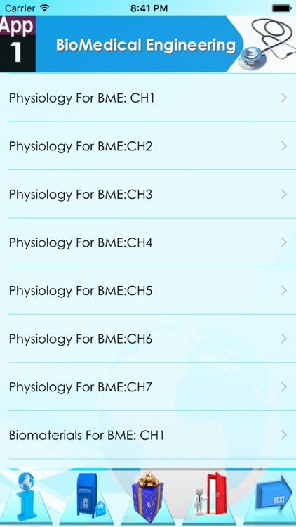 Biomedical Engineering  (BME): 2200Study Notes & Quiz screenshot-4