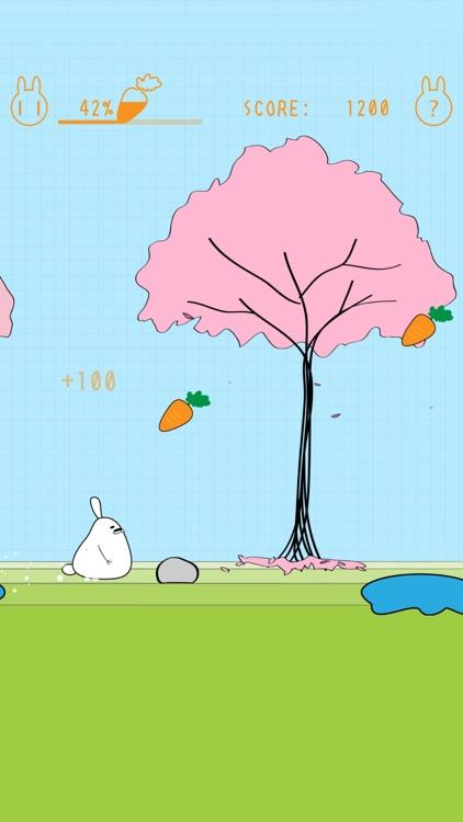 Doodle Rabbit screenshot-0