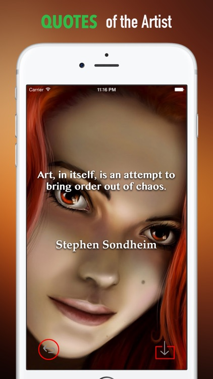 Sexy 3D Wallpapers HD: Quotes Backgrounds with Art Pictures screenshot-3