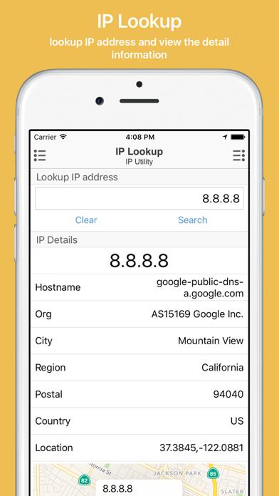 IP Utility: Track & Share IP Address   App Price Drops